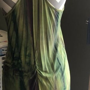 Xhilaration Dresses - XHILARATION TIE DYE DRESS Preowned Good Condition